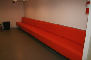 bench seating 3